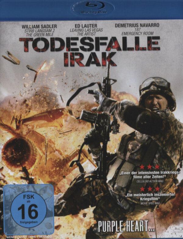 Kriegsfilm Irak