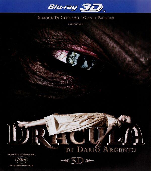 Dracula 3D IT Blu-ray Bild