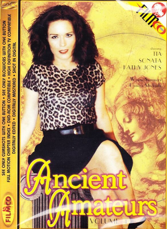 Ancient Amateurs Volume 4 DVD Bild