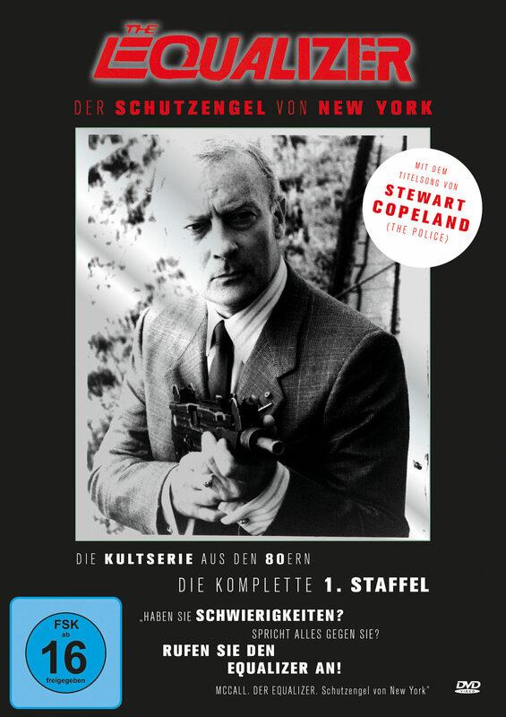 The Equalizer - Der Schutz... - St. 1  [6 DVDs] DVD Bild
