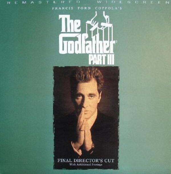 The Godfather Part 3 - Laserdisc US Laserdisk Bild