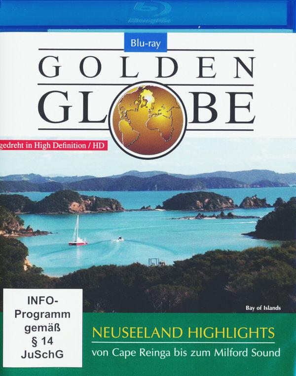 Neuseeland Highlights - Golden Globe Blu-ray Bild