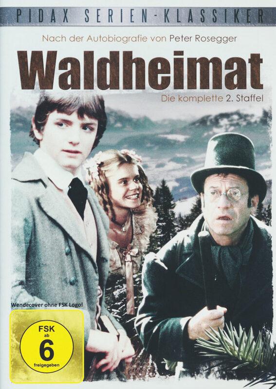 Waldheimat - Staffel 2  [2 DVDs] DVD Bild