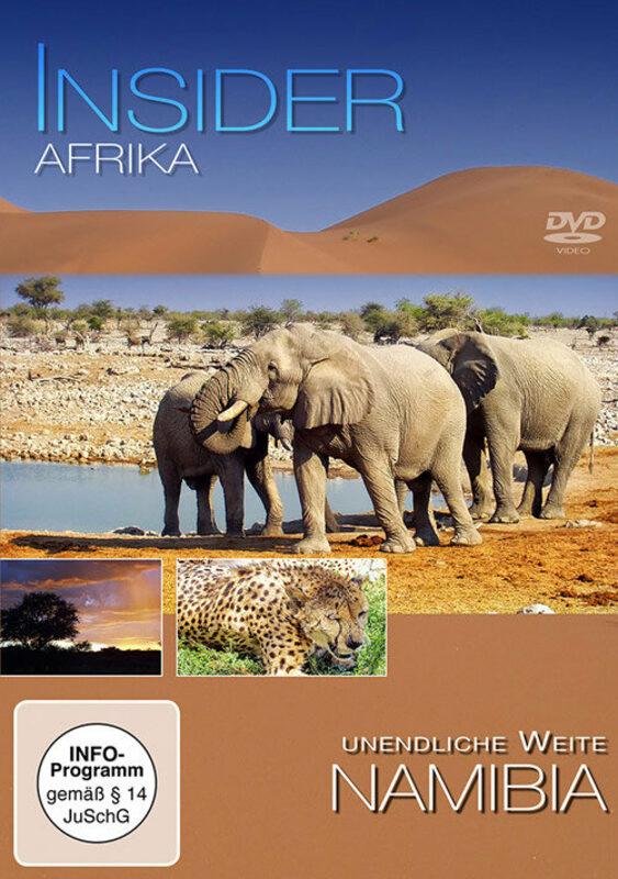 Insider - Afrika: Unendliche Weite Namibia Blu-ray Bild