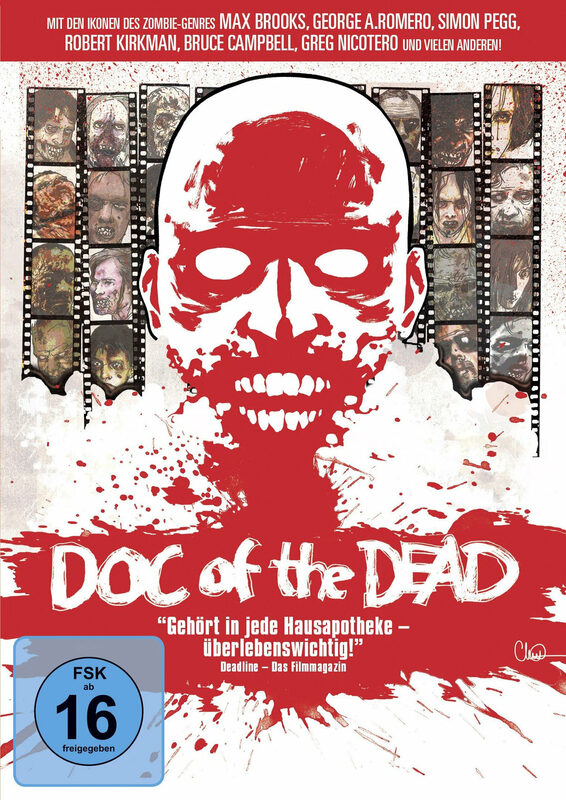 Doc of the Dead DVD Bild