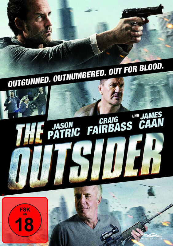 The Outsider DVD Bild