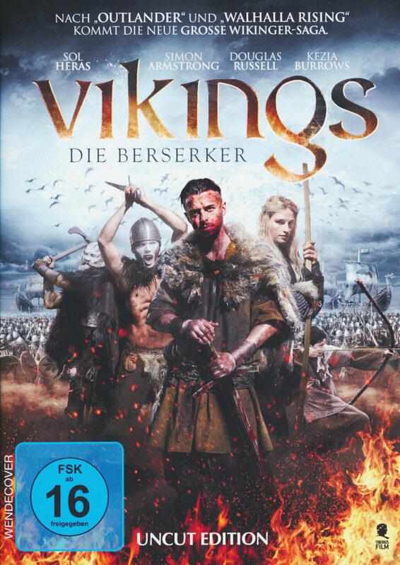 Vikings - Die Berserker - Uncut DVD Bild
