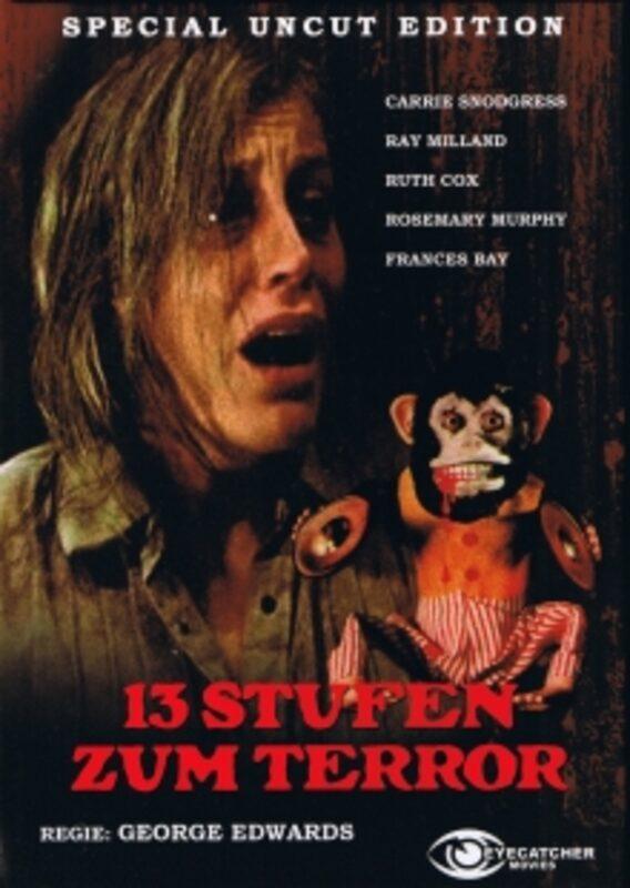 13 Stufen zum Terror - Special uncut Edition Hartbox (Cover B) DVD Bild