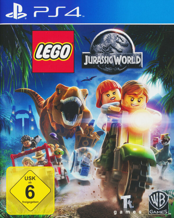 LEGO Jurassic World Playstation 4 Bild
