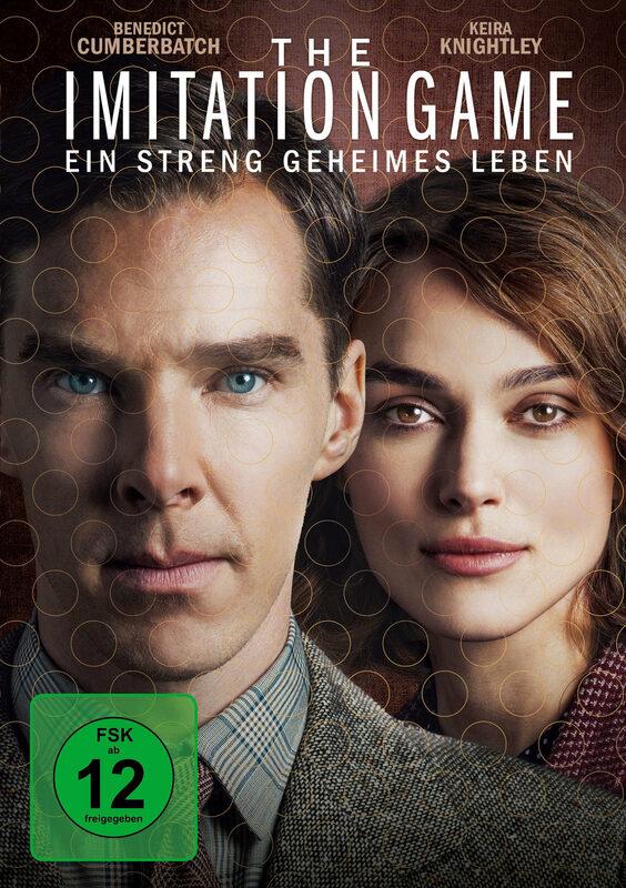 The Imitation Game - Ein streng geheimes Leben DVD Bild
