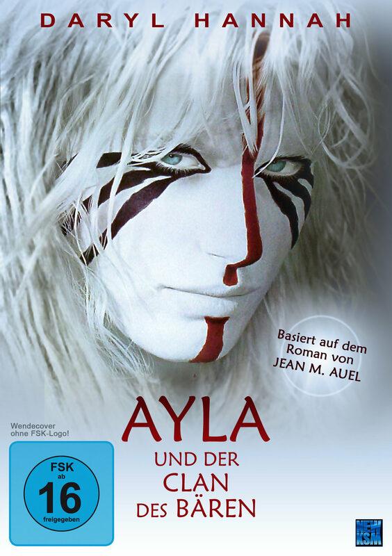 Ayla und der Clan der Bären Film   XJUGGLER DVD Shop
