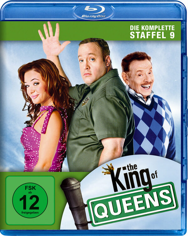 King of Queens - Komplette Staffel 9  [2 BRs] Blu-ray Bild