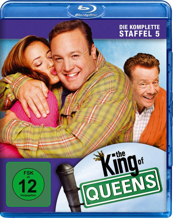King of Queens - Komplette Staffel 5  [2 BRs] Blu-ray Bild