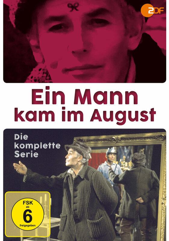 Ein mann kam im August DVD Bild