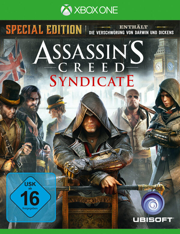 Assassin's Creed Syndicate (Special Edition) XBox One Bild