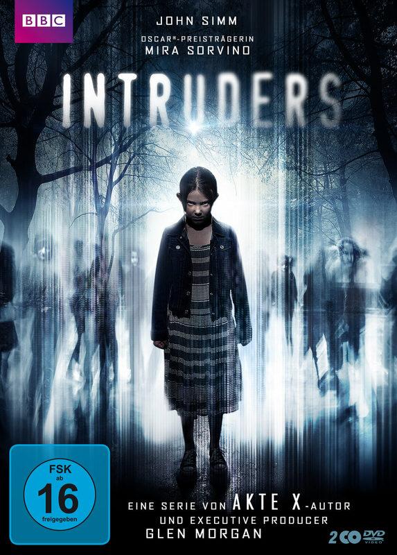 Intruders - Die Eindringlinge   [2 DVDs] DVD Bild