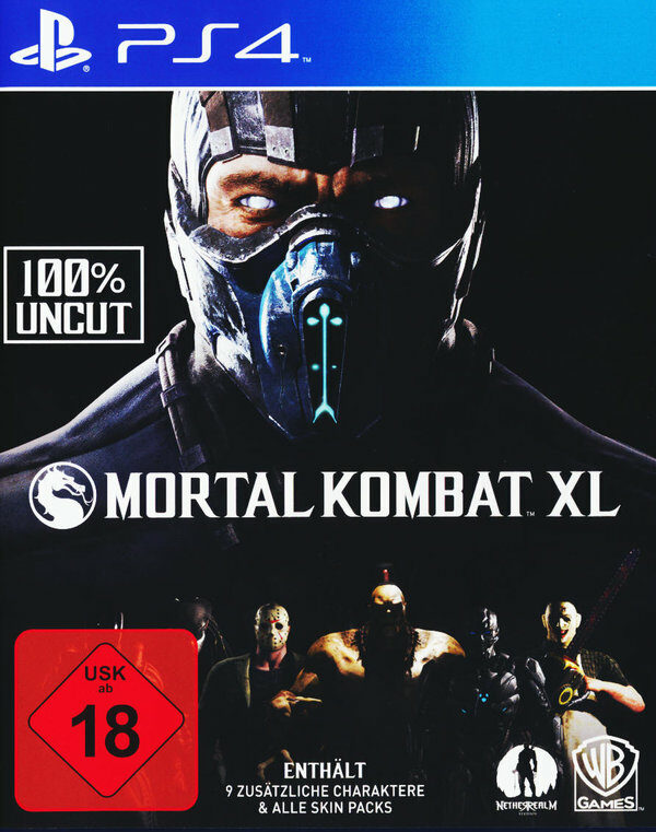Mortal Kombat XL Playstation 4 Bild