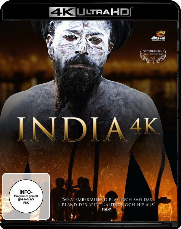 India  [SE] (+ BR) Blu-ray Bild