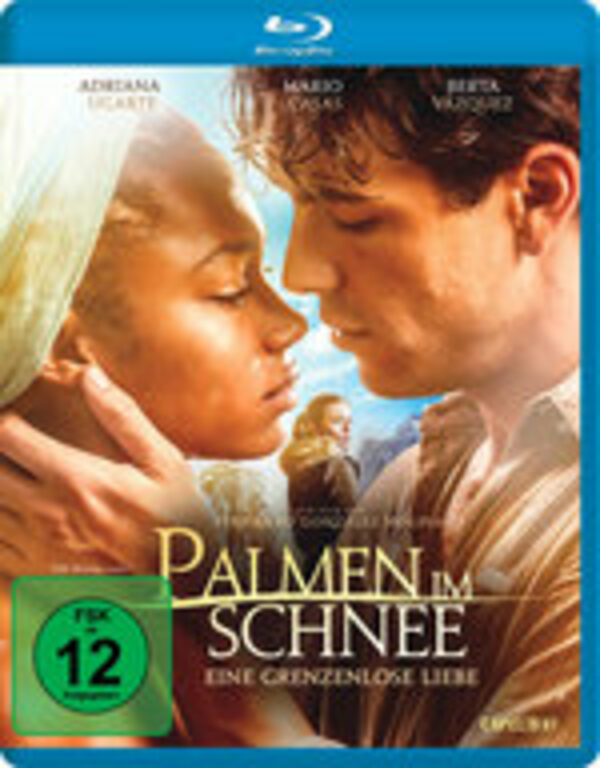 Palmen im Schnee - Eine grenzenlose Liebe Blu-ray Bild