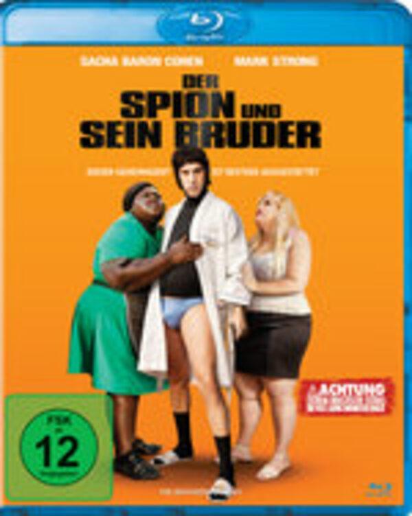 Der Spion und sein Bruder Blu-ray Bild