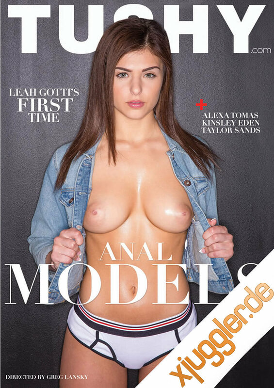 Anal Models 3 DVD Bild