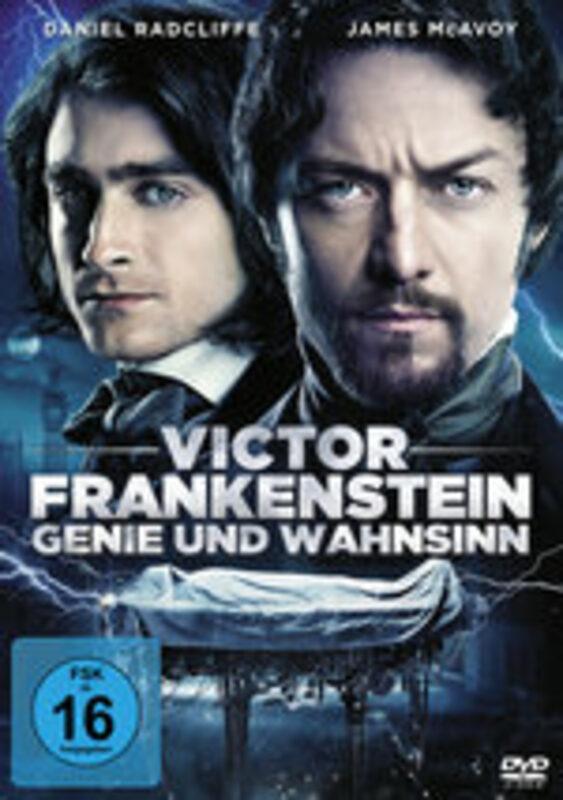 Victor Frankenstein - Genie und Wahnsinn DVD Bild