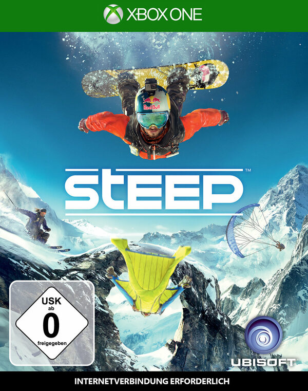 Steep XBox One Bild