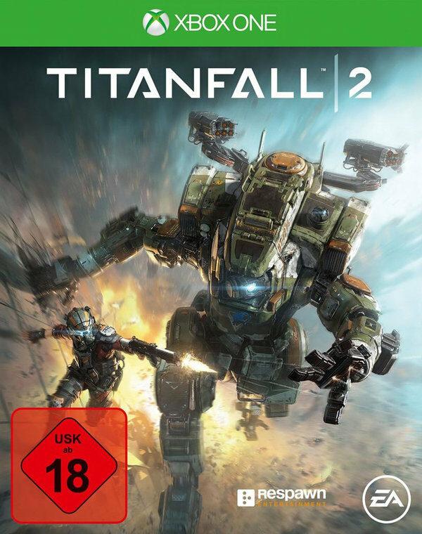 Titanfall 2 XBox One Bild