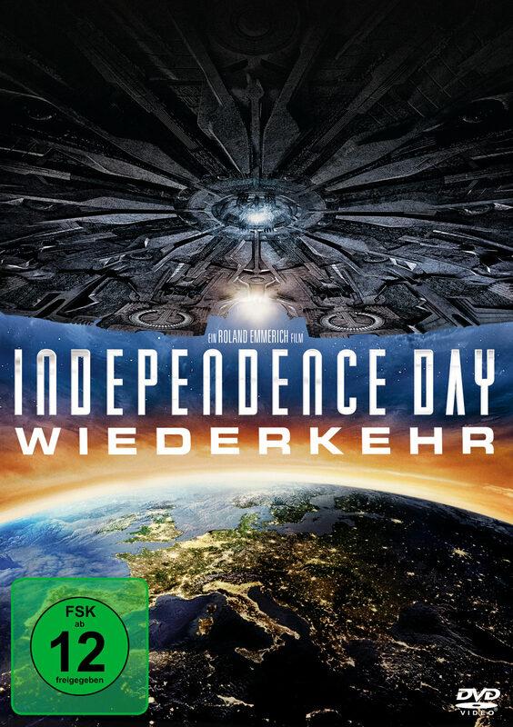 Independence Day 2 - Wiederkehr DVD Bild