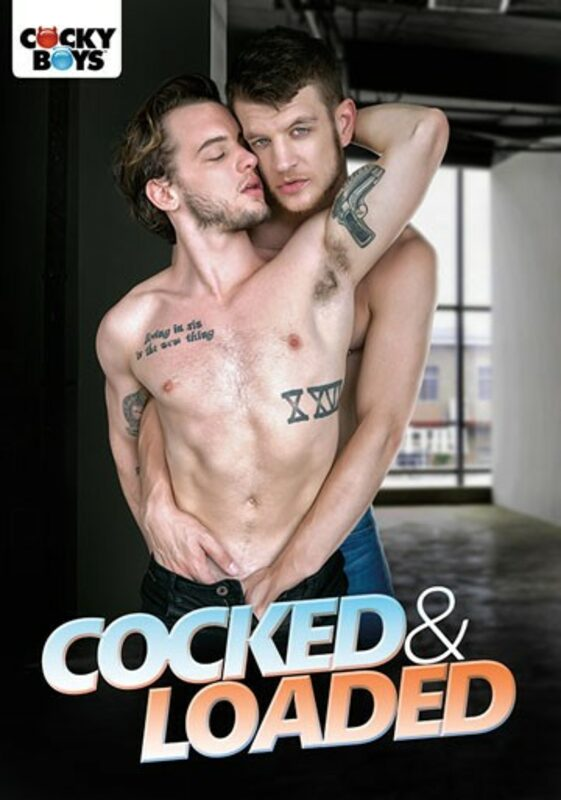 Cocked And Loaded Gay DVD Bild