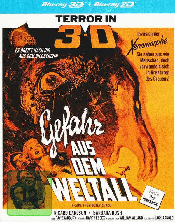 Gefahr aus dem Weltall (inkl. 2D-Fassung) Blu-ray Bild