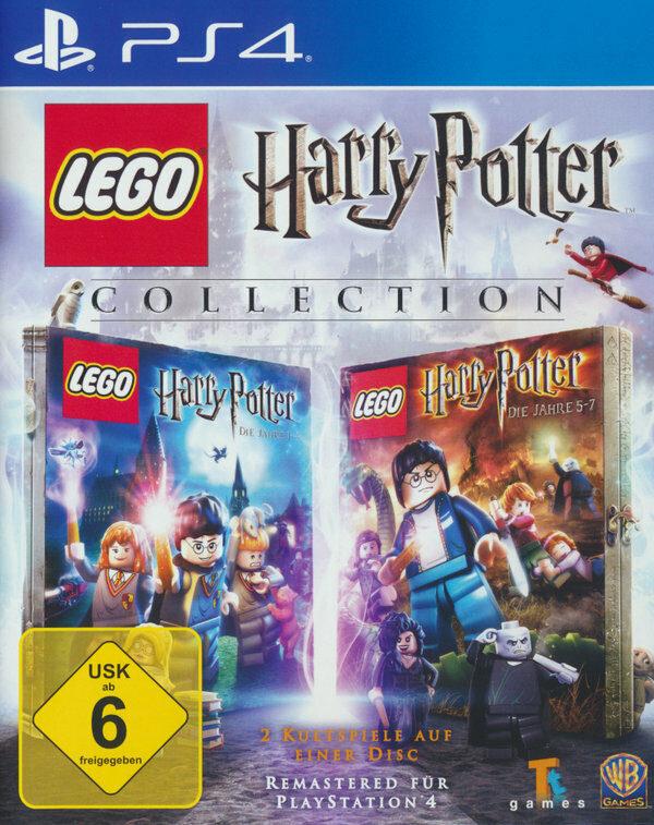 Lego Harry Potter Collection Playstation 4 Bild