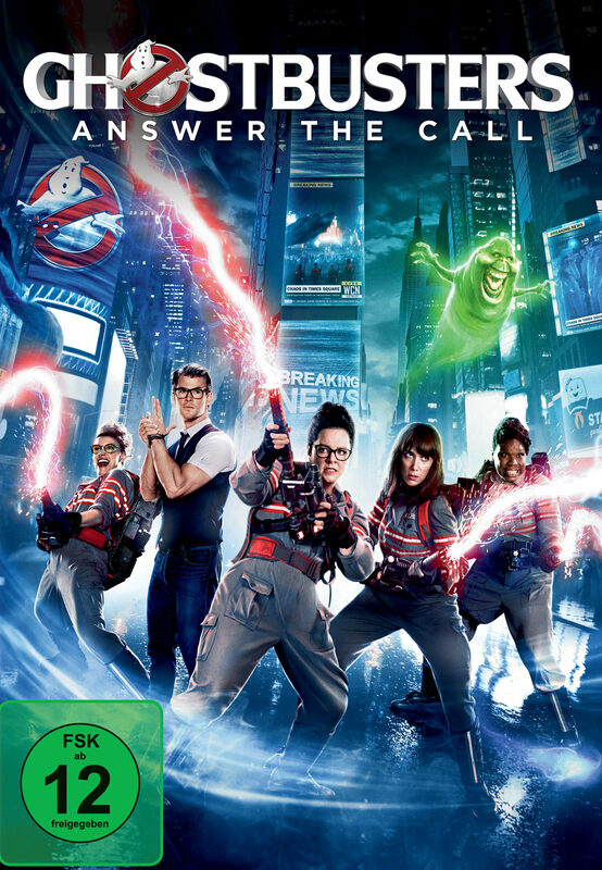 Ghostbusters - Answer The Call DVD Bild