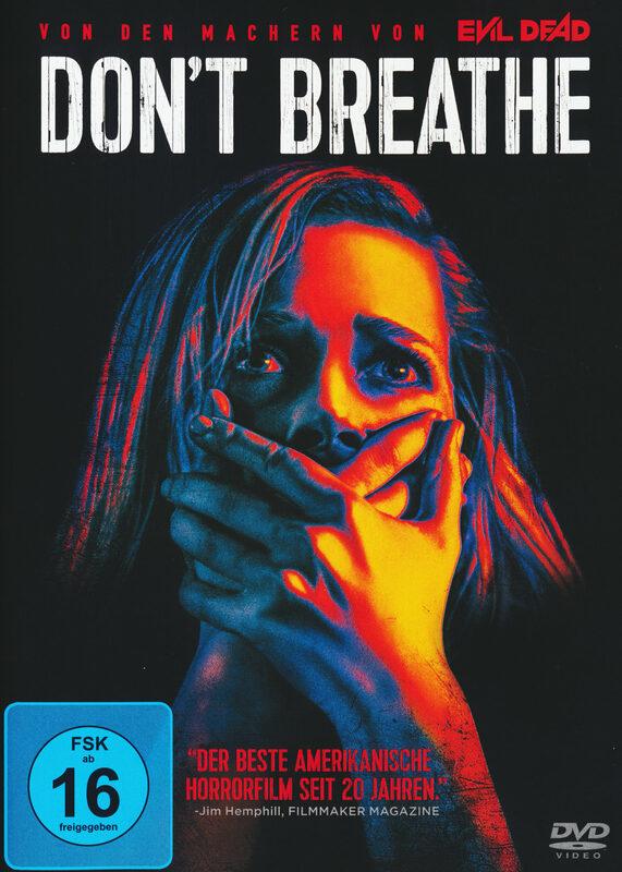Don't Breathe DVD Bild