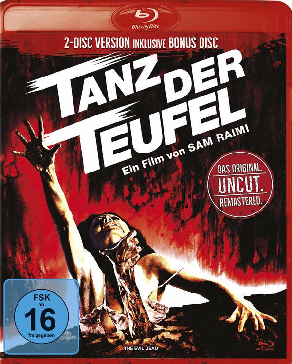 Tanz der Teufel 1 - Uncut/Remastered (+ Bonus) Blu-ray Bild