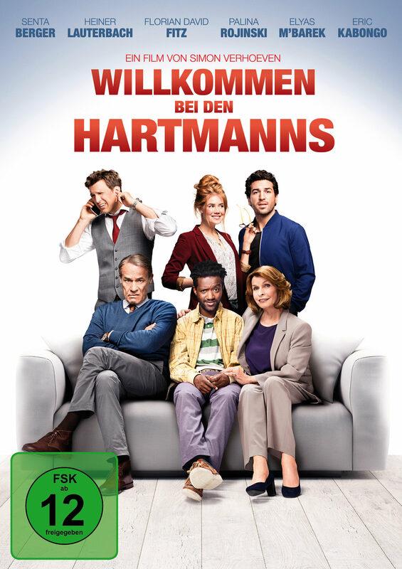 Willkommen bei den Hartmanns DVD Bild