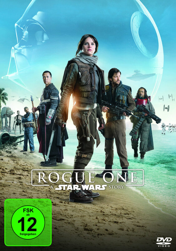Rogue One: A Star Wars Story DVD Bild