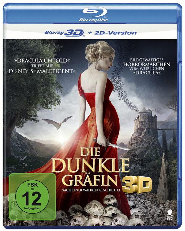 Die dunkle Gräfin (Blu-ray 3D) Blu-ray Bild