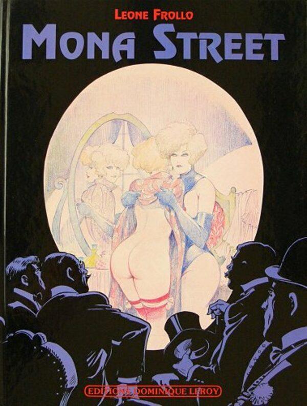Frollo - Monastreet Comic Bild