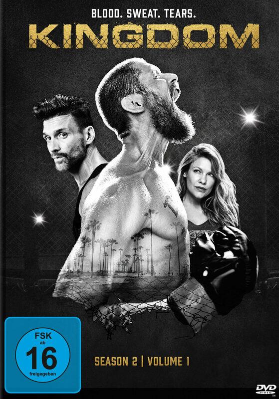 Kingdom - Season 2/Volume 1  [3 DVDs] DVD Bild