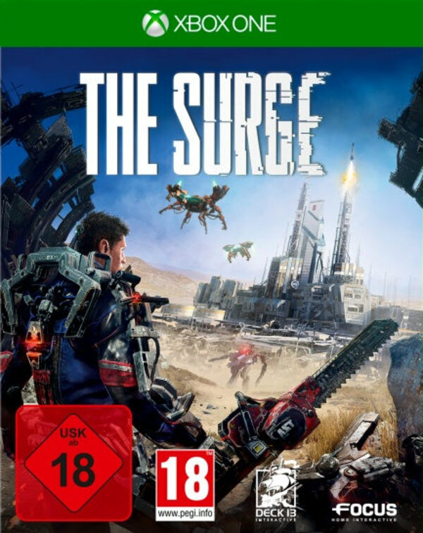 The Surge XBox One Bild