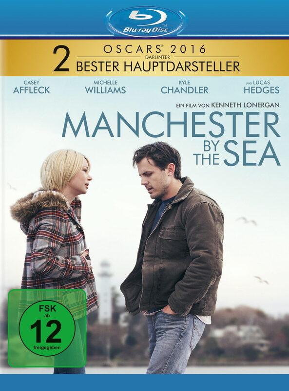 Manchester by the Sea Blu-ray Bild
