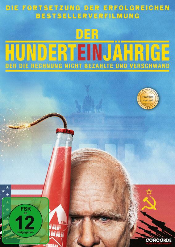 Der Hunderteinjährige, der die Rechnung nicht .. DVD Bild