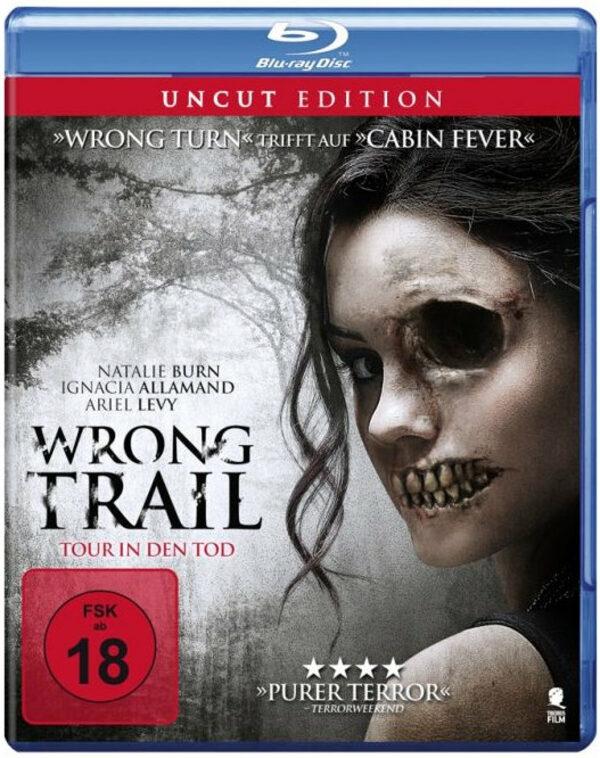 Wrong Trail - Tour in den Tod - Uncut Blu-ray Bild