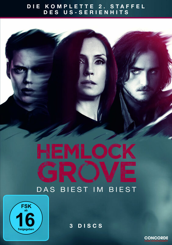 Hemlock Grove - Die kompl.Staffel 2  [3 DVDs] DVD Bild
