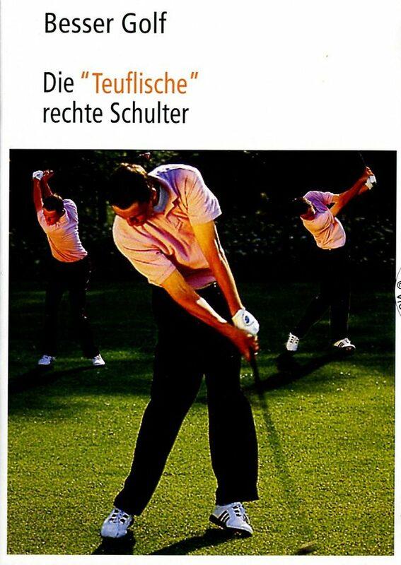 Besser Golf - Die teuflische rechte Schulter DVD Bild