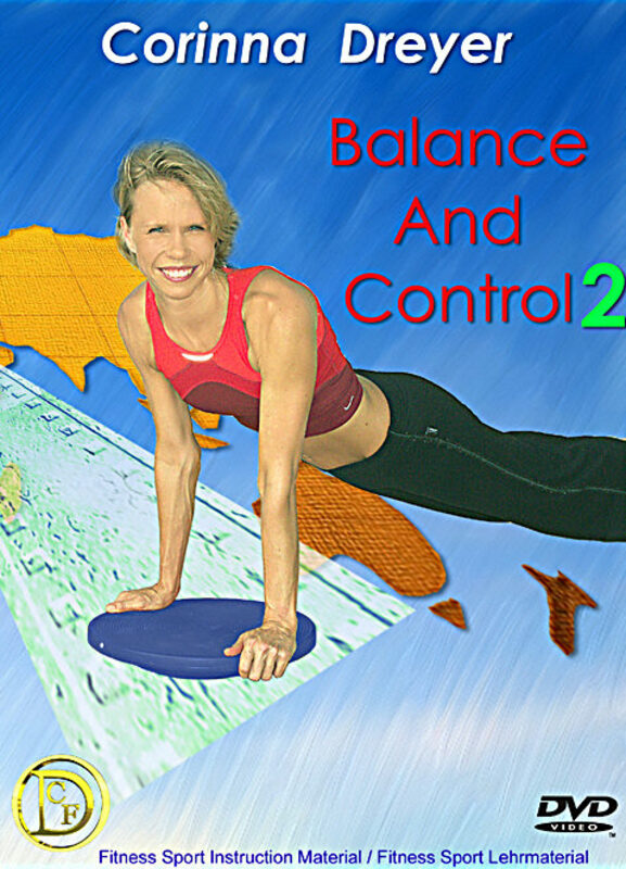 Corinna Dreyer - Balance and Control 2 DVD Bild