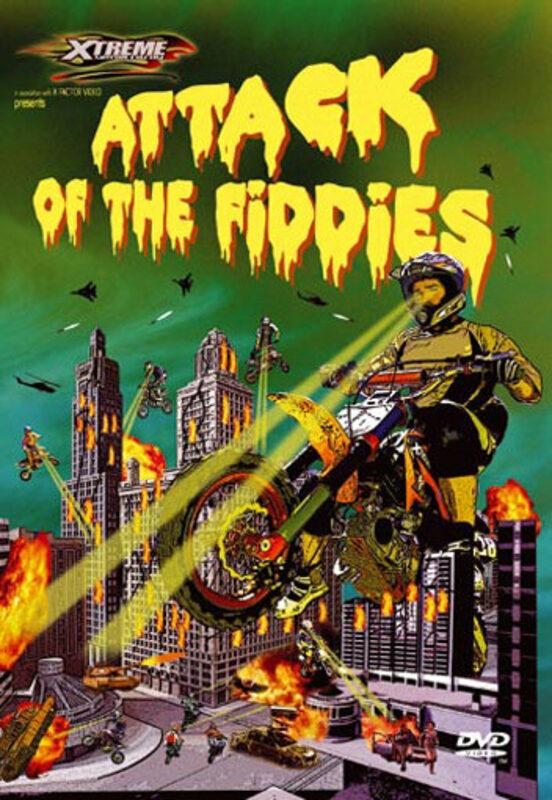 Attack of the Fiddies DVD Bild