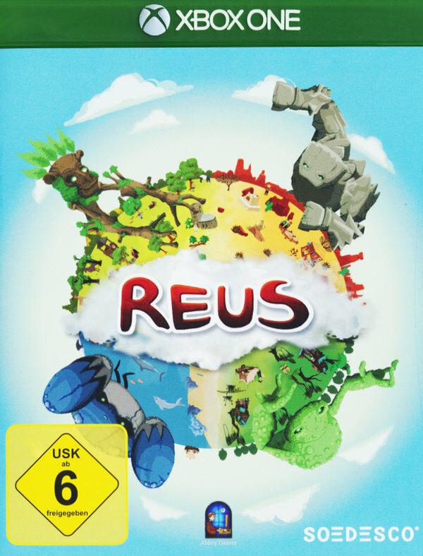 REUS XBox One Bild