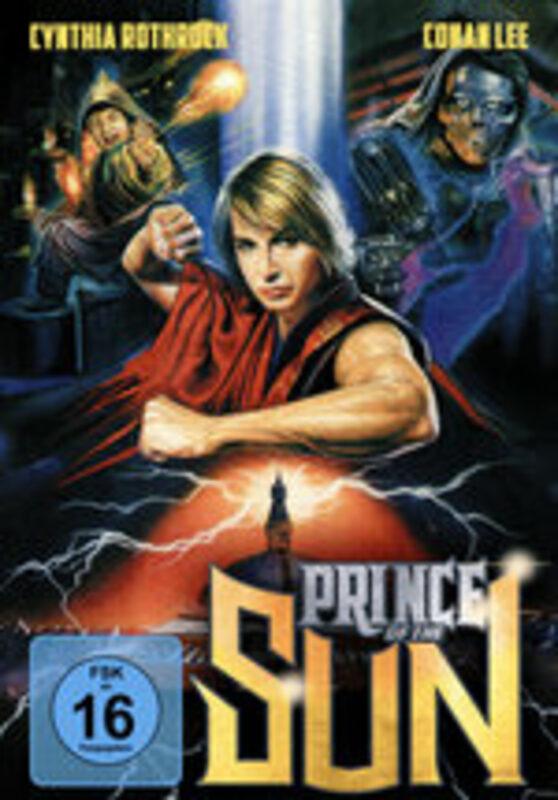 Prince of the Sun DVD Bild